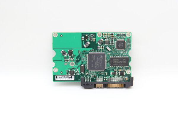 Maxtor HDD PCB Festplattenelektronik 100406937 Main IC: 100404226 Motor IC: 100369972