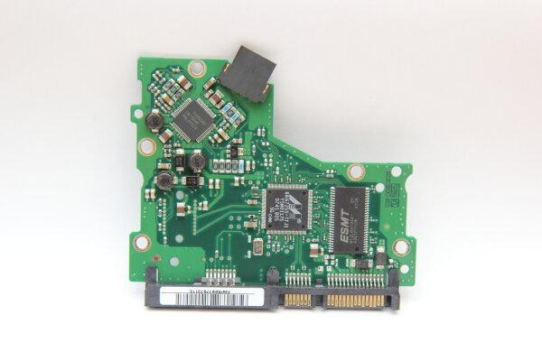 Samsung HDD PCB Festplattenelektronik BF41-00180A Main IC: 88i6725S-TFJ1 Motor IC: HA13645