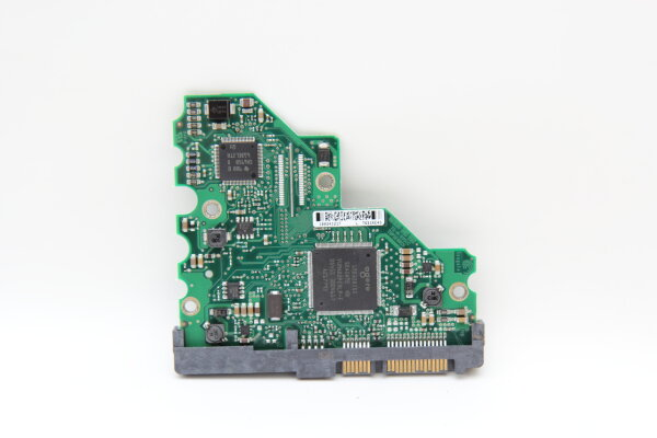Seagate HDD PCB Festplattenelektronik 100331803 Main IC: 100328755 Motor IC: SH6950D