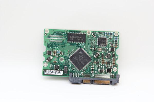 Seagate HDD PCB Festplattenelektronik 100347304 Main IC: 100347304 Motor IC: 100317176