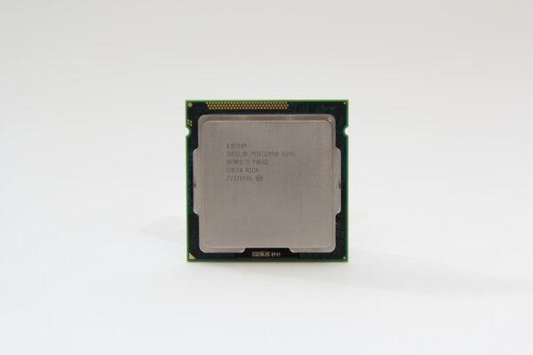 Intel® Pentium® G645 2,9GHz 3MB Intel® HD Graphics Sockel 1155 65Watt SR0RS