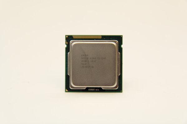 Intel® Xeon® E3-1240 3,3GHz 8MB Sockel 1155 80Watt SR00K