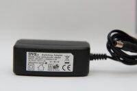 DVE 10 Watt Netzteil 5V 2A Stecker 5,5mm/2,1mm passend...