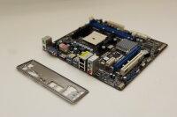 AsRock A75M-HVS mATX Mainboard Sockel FM1 AMD® A75...