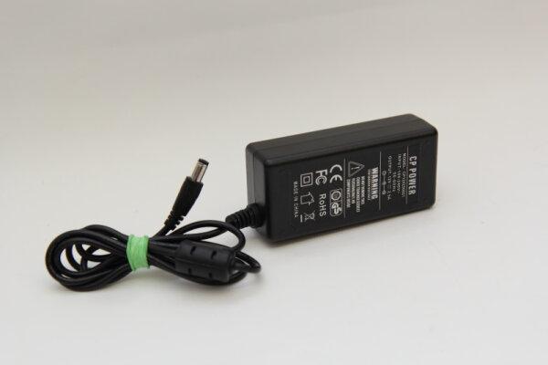 CP Power 30 Watt Netzteil 12V 2,5A Stecker 5,5mm/1,6mm CP120250021