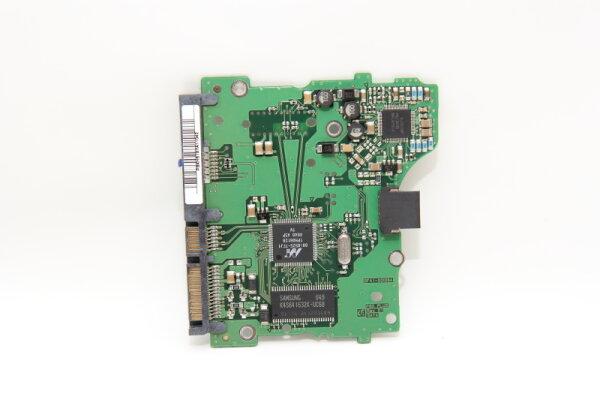 Samsung HDD PCB Festplattenelektronik BF41-00108A Main IC: 88i6525-TFJ1 Motor IC: HA13645