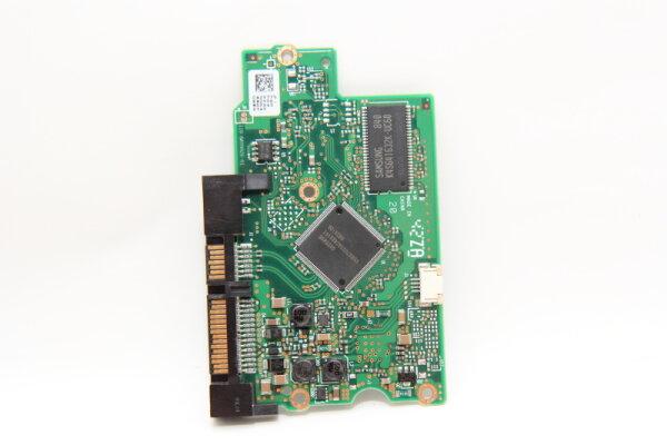 Hitachi HDD PCB Festplattenelektronik 0A29775 Main IC: 0A55895 Motor IC: -