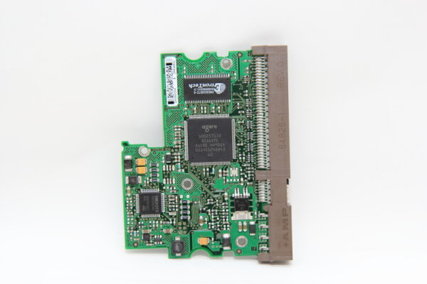 Seagate HDD PCB Festplattenelektronik 100255136 Main IC: 100257133 Motor IC: 100256186