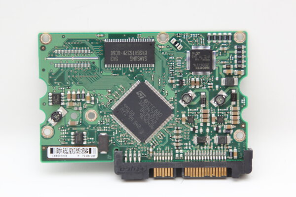 Seagate HDD PCB Festplattenelektronik 100337233 Main IC: 100347304 Motor IC: 100317176