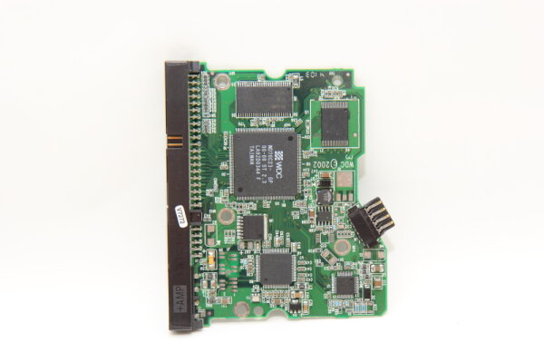 WesternDigital HDD PCB Festplattenelektronik 2060-001129-001 Main IC: WD70C23-GP ST2.3 Motor IC: L6278AC