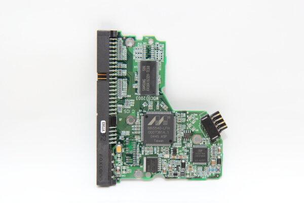 WesternDigital HDD PCB Festplattenelektronik 2060-001209-004 Main IC: 88i5540-LFH Motor IC: xxx