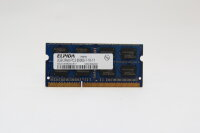 Elpida 2GB DDR3 1066MHz PC3-8500S-7-10-F1 Notebook...