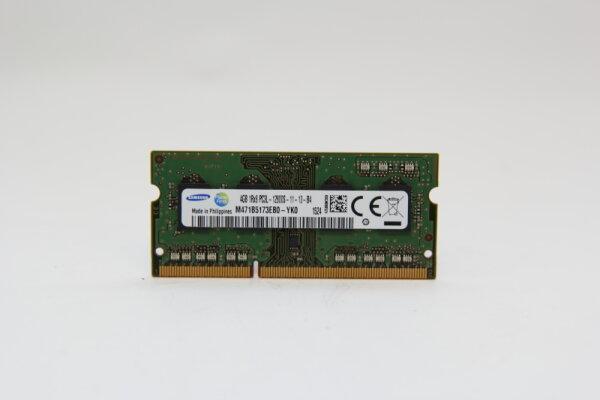 Samsung 4GB DDR3 1600MHz PC3L-12800S-11-13-B4 1,35V Notebook Speicher RAM M471B5173EB0-YK0