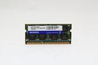 AData 2GB DDR3 1333MHz PC3-10600S-999 Notebook Speicher...