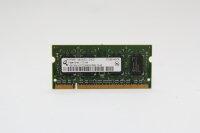 Qimonda 1GB DDR2 800MHz PC2-6400-666-12-A0 Notebook...