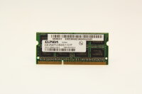 Elpida 2GB DDR3 1066MHz PC3-8500S-7-10-FP Notebook...