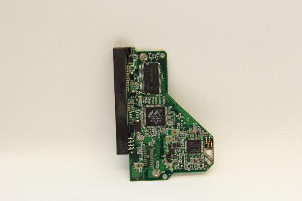 WesternDigital HDD PCB Festplattenelektronik 2060-701444-004 Main IC: 88i6745-TFJ1 Motor IC: L6284 3.1