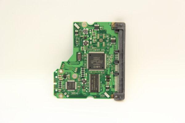 Seagate HDD PCB Festplattenelektronik 100477122 Main IC: TTB5501C Motor IC: 100369972