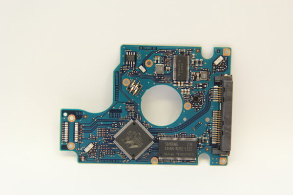 Hitachi HDD PCB Festplattenelektronik 0J24159 Main IC: 88i9205-TLA2 Motor IC: -