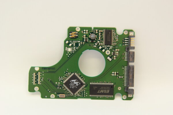 Samsung HDD PCB Festplattenelektronik BF41-00157A Main IC: 88i6726S-TFJ2 Motor IC: TLS2502B