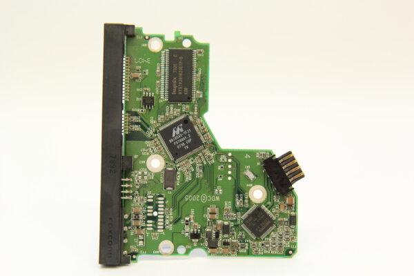 WesternDigital HDD PCB Festplattenelektronik 2060-701335-005 Main IC: 88i6545-TFJ1 Motor IC: L6283 1.3
