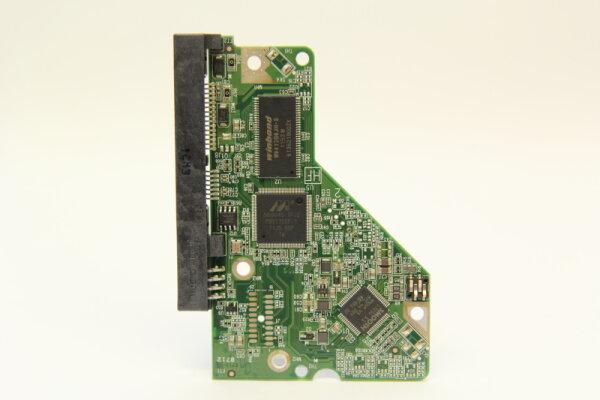 WesternDigital HDD PCB Festplattenelektronik 2060-771640-003 Main IC: 88i9045-TFJ2 Motor IC: -