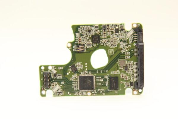 WesternDigital HDD PCB Festplattenelektronik 2060-771831-001 Main IC: 88i9346-TFJ2 Motor IC: -