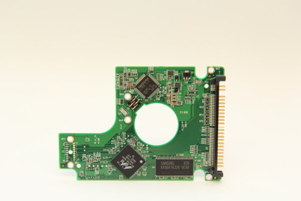 WesternDigital HDD PCB Festplattenelektronik 2060-701532-000 Main IC: 88i6740-BAM1 Motor IC: L7206 1.2