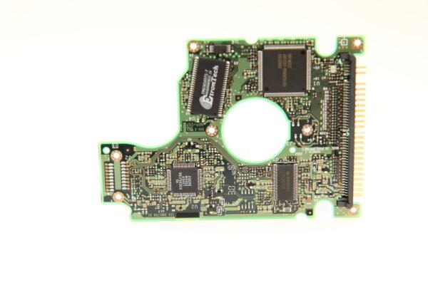 Hitachi HDD PCB Festplattenelektronik 08K2771 Main IC: 08K2769 Motor IC: TLS2255