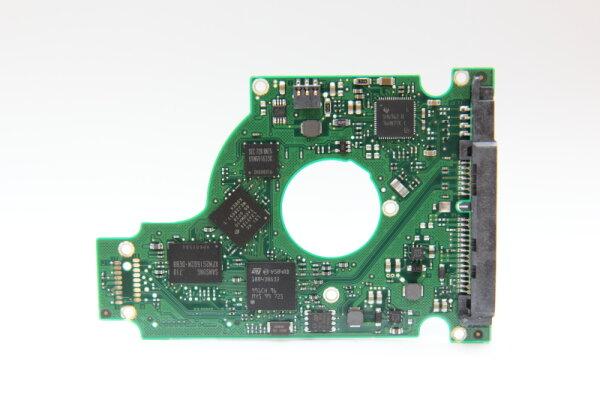 Seagate HDD PCB Festplattenelektronik 100440065 Main IC: 100430832 Motor IC: SH6962
