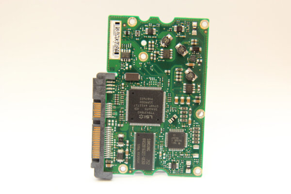 Seagate HDD PCB Festplattenelektronik 100435196 Main IC: TTB4398A0 Motor IC: SH6960BE
