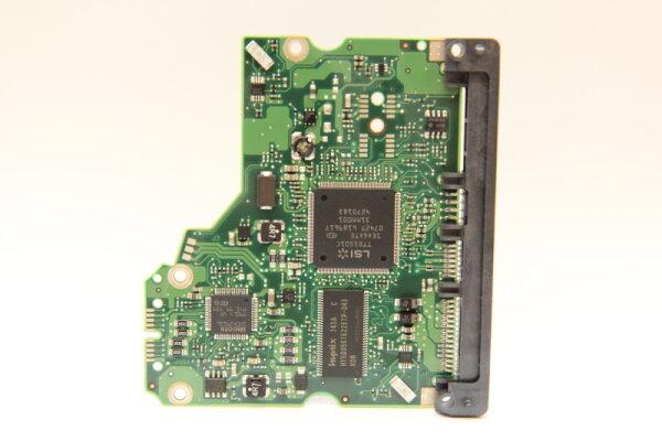 Seagate HDD PCB Festplattenelektronik 100466824 Main IC: TTB5501C Motor IC: L-2030C2