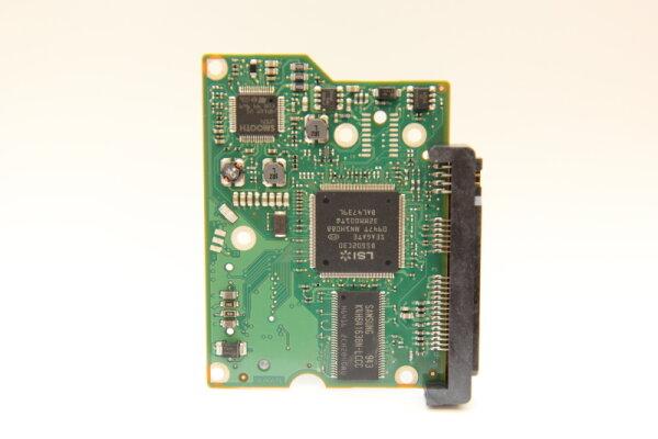 Seagate HDD PCB Festplattenelektronik 100428473 Main IC: 100404226 Motor IC: 100369972
