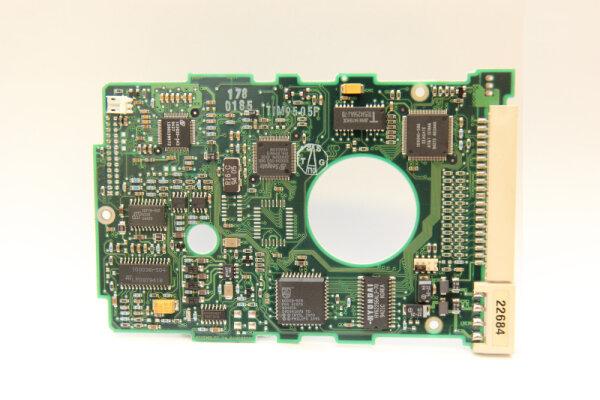 Seagate HDD PCB Festplattenelektronik 22684-300 Main IC: 100041-506 Motor IC: 102035-543