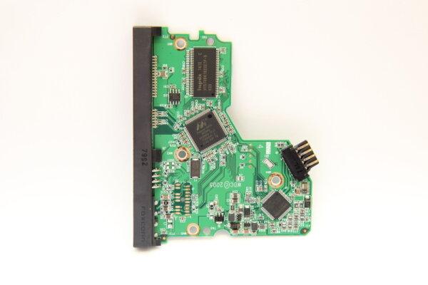 WesternDigital HDD PCB Festplattenelektronik 2060-701335-005 Main IC: 88i6889-TFJ1 Motor IC: L6283 1.3
