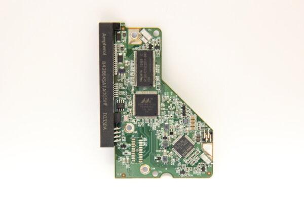 WesternDigital HDD PCB Festplattenelektronik 2060-771702-001 Main IC: 88i9045-TFJ2 Motor IC: L7251 3.1