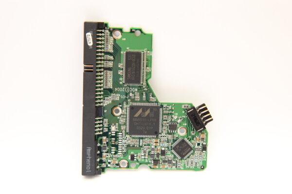WesternDigital HDD PCB Festplattenelektronik 2060-701292-000 Main IC: 88i6540-LFH1 Motor IC: L6283 1.3