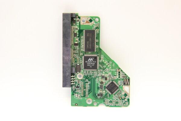 WesternDigital HDD PCB Festplattenelektronik 2060-701590-000 Main IC: 88i8846-TFJ2 Motor IC: L7251 3.1