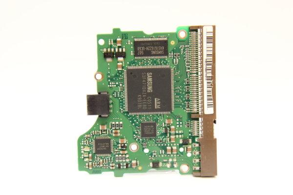 Samsung HDD PCB Festplattenelektronik BF41-00087A Main IC: S3F471DXZA-EE8D Motor IC: HA13627