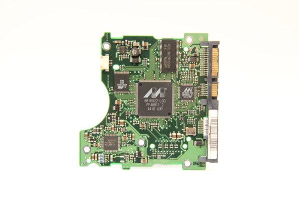 Samsung HDD PCB Festplattenelektronik BF41-00069A Main IC: 88i6522-LG0 Motor IC: HA13627