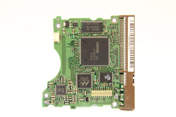 Samsung HDD PCB Festplattenelektronik BF41-00050A Main IC: SID2001A Motor IC: HA13627