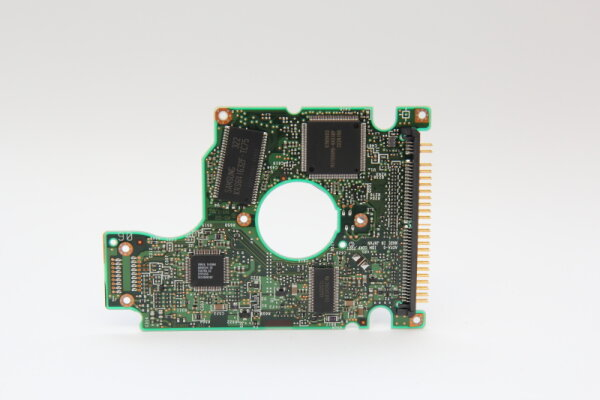 Hitachi HDD PCB Festplattenelektronik 08K0310 Main IC: 07N9803 Motor IC: TLS2255