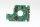 Hitachi HDD PCB Festplattenelektronik 0A52026 Main IC: 0A50489 Motor IC: TLS2501