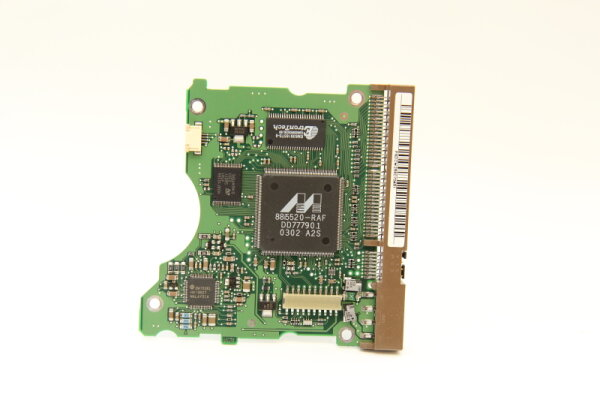 Samsung HDD PCB Festplattenelektronik BF41-00058A Main IC: 88i5520-RAF Motor IC: HA13627