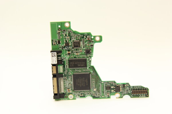 Maxtor HDD PCB Festplattenelektronik 30267103 Main IC: OSCAR E5-D4 040121300 Motor IC: SH6785B