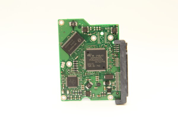 Maxtor HDD PCB Festplattenelektronik 100422559 Main IC: 100404226 Motor IC: SH6960B