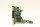 Maxtor HDD PCB Festplattenelektronik 301548100 Main IC: Ardent C9-C1 040112600 Motor IC: SH6782B