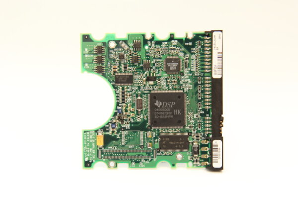 Maxtor HDD PCB Festplattenelektronik 301398100 Main IC: DSP 040106000 Motor IC: SH6770C