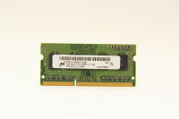 Micron 2GB DDR3 1600MHz PC3-12800S-11-11-B2 Notebook...