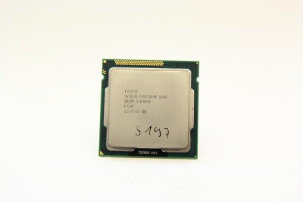 Intel® Pentium® G840 2,8GHz 3MB Intel® HD Graphics Sockel 1155 65Watt SR05P